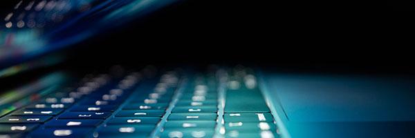 laptop keyboard using mesh wi-fi