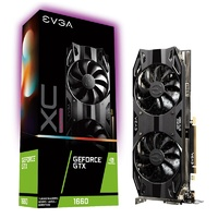 EVGA GeForce GTX 1660 XC ULTRA GAMING 6GB Video Card
