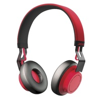 JABRA MOVE Wireless Bluetooth Headset - RED