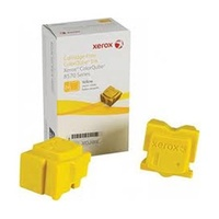 Fuji Xerox COLORQUBE YELLOW INK 2 STICKS FOR COLORQUBE 8570
