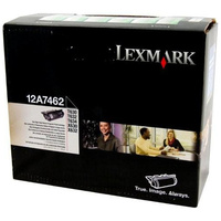 Lexmark BLACK (PREBATE) TONER YIELD 21,000 PAGES, FOR T630, T632, T634