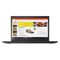"ThinkPad T470s, i5-7200U, 14.0"", 8GB RAM, 256GB SSD, Win10Pro 64bit, Integrated Mobile Broadband-Upgradable - 20HF001JAU"