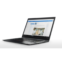 Lenovo ThinkPad X1 Yoga G2 14 Inch i7-7500U 3.5Ghz 8GB RAM 256GB SSD Convertible Laptop with Windows 10 Pro - 20JDA00CAU