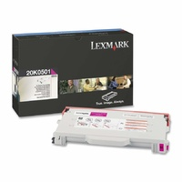 Lexmark MAGENTA TONER, YIELD 3000 PAGES, FOR C510