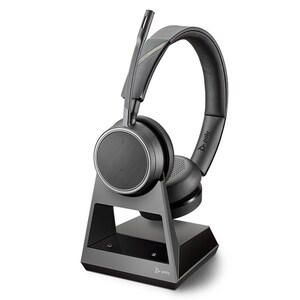 Poly Voyager 4220 Office 2-Way Stereo USB-A Wireless Headset System