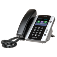 Polycom VVX 500 12-line Business Media Phone with HD Voice 2200-44500-025