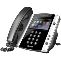 Polycom VVX 600MS 16-line IP Phone with Skype for business 2200-44600-019
