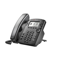 Polycom VVX 310 6-line Desktop IP Phone with HD Voice, VoIP & Speakerphone 2200-46161-025