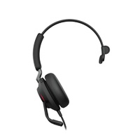 Jabra Evolve2 40 MS USB-A Stereo Headset - Black