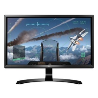 "LG UD58 24"" UHD IPS LED (16:9)  4K  HDMI DP F/SYNC TILT VESA  Gaming Monitor"