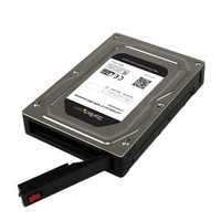"StarTech 2.5"" to 3.5"" SATA Hard Drive Adapter Enclosure with SSD / HDD"