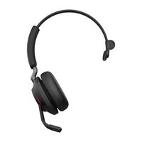 Jabra Evolve2 65 UC USB-A Mono Bluetooth Headset - Black