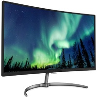 "Philips 278E8QJAB 27"" FHD Curved UltraWide VA LED Monitor"