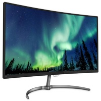 "Philips 328E8QJAB5 31.5"" FHD Curved LED Monitor"