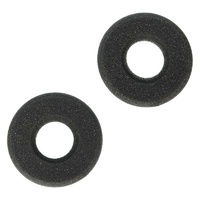 Plantronics 2x 40709-01 Spare Foam Ear Cushions