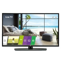 "LG Commercial COMMERCIAL HOTEL UU665H 49"" UHD TV  4K HDMI LAN SPKR PRO:CENTRICS/W"