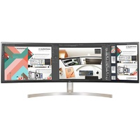 "LG 49WL95C-W 49"" 5K2K HDR 10 Super Ultra-Wide Curved IPS Monitor"