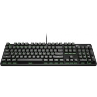 HP 4RV35AA RGB Backlit USB Mechanical Keyboard, Red Switches