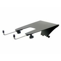 Ergotron LX Notebook Tray Adjustable Open-Sided Mountin