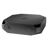 HP Z2 Desktop Mini G4 Workstation E-2124G 8GB 256GB Quadro P600 Win10 Pro