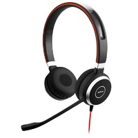 Jabra EVOLVE 40 MS USB-C Stereo Headset