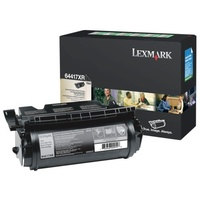 Lexmark T64X RETURN PROGRAM PRINT CARTRIDGE