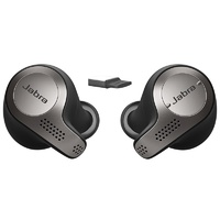 Jabra Evolve 65t UC Bluetooth In Ear Headset With Built In Mic