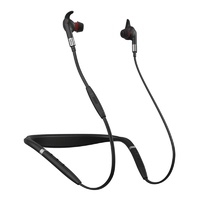 Jabra Evolve 75e UC ANC Bluetooth In Ear Headset With Built In Mic