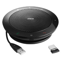 Jabra SPEAK 510+ MS Bluetooth Speaker USB Conferencing Speakerphone