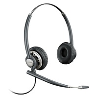 Plantronics EncorePro HW720 Binaural Noise Cancelling Corded Headset