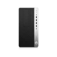 HP Desktop ProDesk 600 G5 MT Desktop Mini PC i5-9500 8GB 256GB Win10 Pro