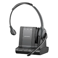 Plantronics Savi W710 Over-the-Head Monaural Wireless UC DECT System