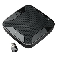 Plantronics Calisto P620-M UC Wireless Bluetooth Speakerphone - Microsoft