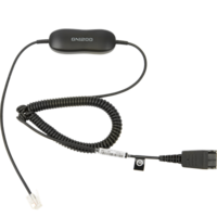 Jabra GN1200 CC Quick Disconnect 2m Curly Smart Cord 88011-99