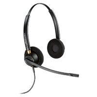 Plantronics EncorePro HW520 Over-the-Head Binaural NC Corded Headset