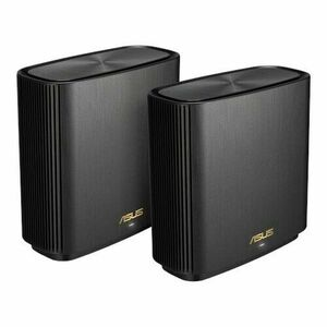 ASUS AX6600 Whole-Home Tri-band Mesh WiFi 6 System - Coverage up to 510 Sq. m. or 6+ rooms, 6.6Gbps WiFi, 3 SSIDs, 2.5G port