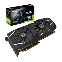 ASUS GeForce RTX 2080 Ti Dual 11GB Video Card