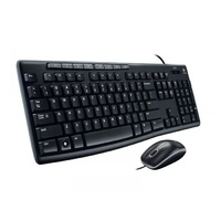 Logitech MK200 Desktop Keyboard and Mouse Combo - 920-002693