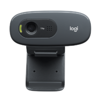 Logitech C270 Plug and play HD 720p video calling webcam