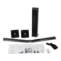 Ergotron WorkFit Universal Dual Monitor Kit - 97-934-085