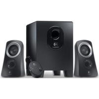 Logitech Z313 2.1 Speaker System With Subwoofer - 980-000414