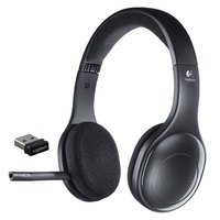 Logitech H800 Bluetooth Wireless Headset with Nano Receiver