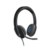 Logitech H540 USB Wired High-performance Headset
