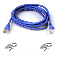Belkin 50cm Snagless CAT 6 Patch Cable Blue