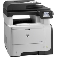 HP A8P79A LaserJet Pro M521dn Multifunction Monochrome Duplex Laser Printer