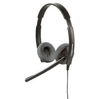 ADDCOM ADD44 BIN NC Economical and Robust Binaural Headset