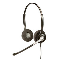 ADDCOM ADD880 BIN NC Performance Plus II binaural wired headset
