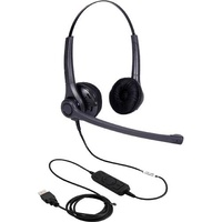 ADDCOM MS LYNC Duo Headset ADD30 USB