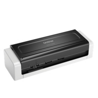 Brother 5WDC0300156 COMPACT DOCUMENT SCANNER with Touchscreen LCD display & WiFi (25ppm)