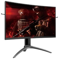 "AOC AGON AG323QCXE 31.5"" 144Hz QHD 1ms FreeSync2 HDR VA Curved Gaming Monitor"